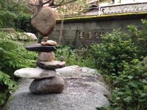 tobakudan作・庭園