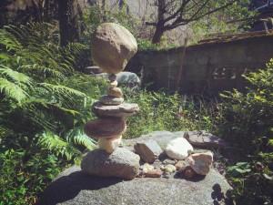 tobakudan作・庭園2