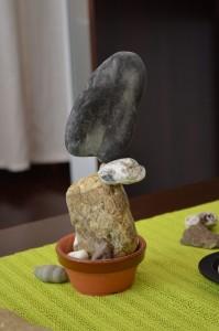 石花杜水作・初の石積み(2013/06:いさらイベントにて)
